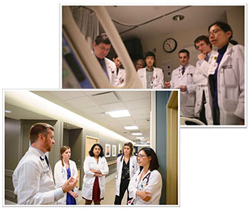 service teaching medicine Adult